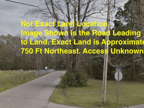 1.84 Acres- Hattiesburg, Ms 39401 : Hattiesburg : Forrest County : Mississippi