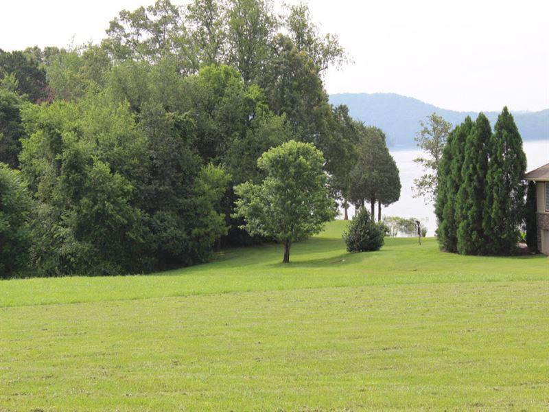 300 Feet Of Shoreline On Cherokee : Rutledge : Grainger County : Tennessee