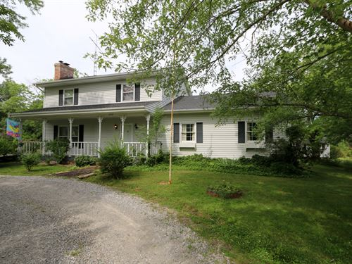 3Br / 2.5Ba Home On 10Ac In Tracts : Cookeville : Putnam County : Tennessee