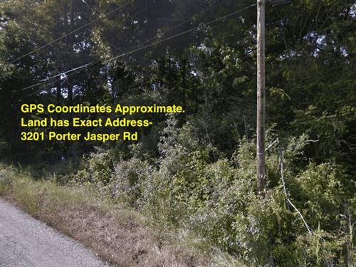 .50 Acres- Crossett, Ar 71635 : Crossett : Ashley County : Arkansas