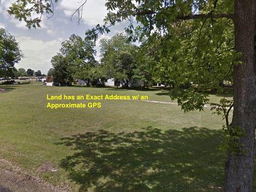 .37 Acres- Gould, Ar 71643 : Gould : Lincoln County : Arkansas