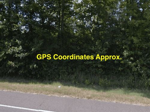 .52 Acres- Fulton, Ar 71838 : Fulton : Hempstead County : Arkansas