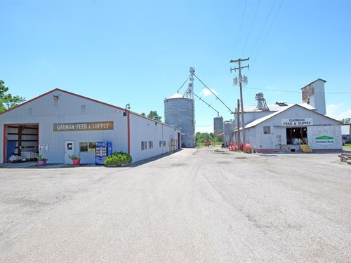 Feed & Farm Supply Business : South Salem : Ross County : Ohio