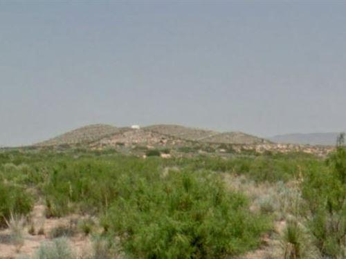 El Paso County, Tx $17,500 Neg : El Paso : Texas