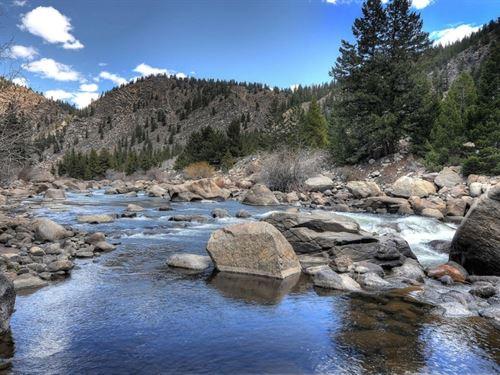 3275728 - Fly Fisherman's Paradise : Buena Vista : Chaffee County : Colorado