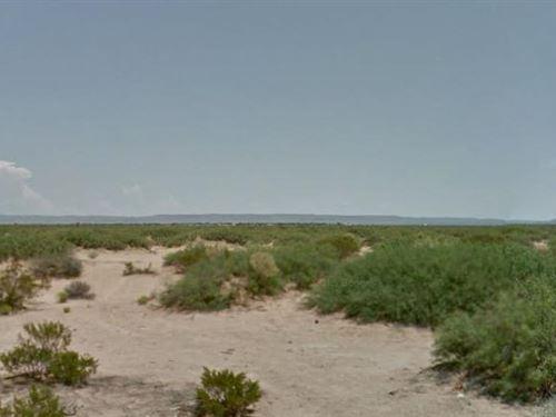 El Paso County, Tx $15,000 Neg : El Paso : Texas