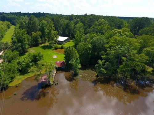 Furnished Camp On Black Bayou, Rode : Rodessa : Caddo Parish : Louisiana