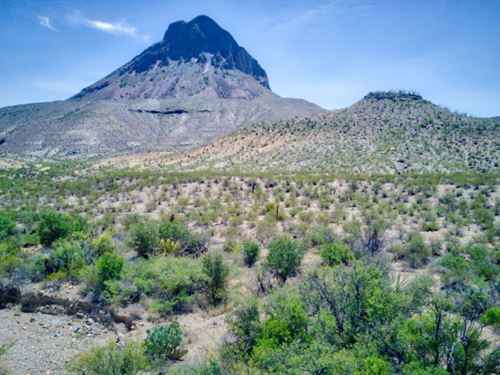 Tract 994: 20 Acres In Terlingua Ra : Terlingua : Brewster County : Texas