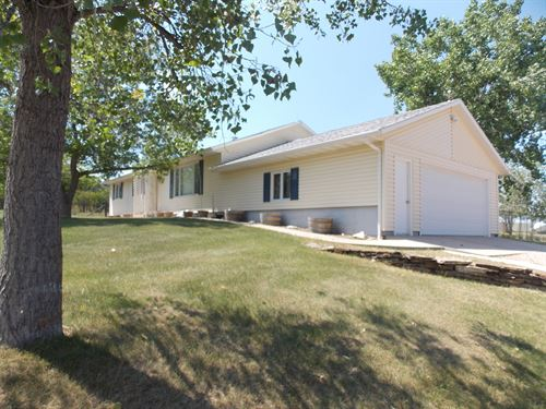 3/2 Home, Timber, 5Ac : Sundance : Crook County : Wyoming