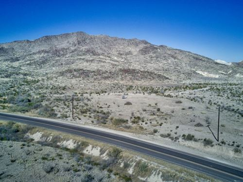 Prime Commercial Acreage : Terlingua : Brewster County : Texas
