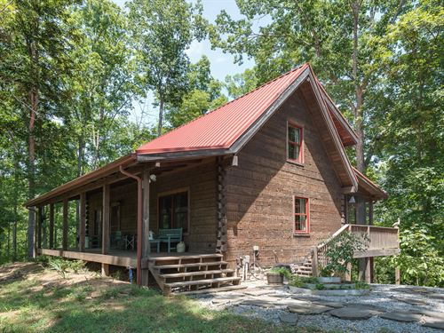 Private Cabin In The Mountains : New Tazewell : Claiborne County : Tennessee
