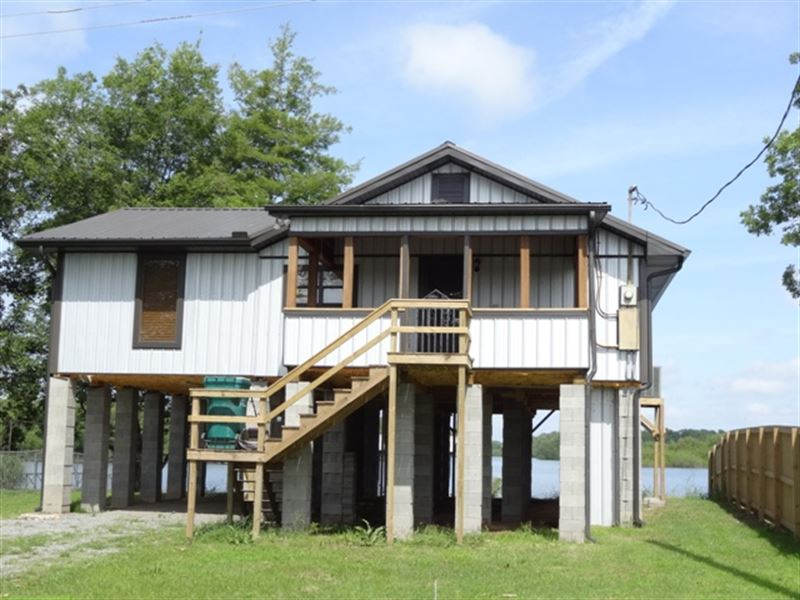 cabin on mud lake ar river lot for sale reydell