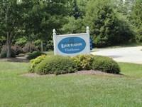 Lake Rabon Waterfront Lot : Laurens : Laurens County : South Carolina