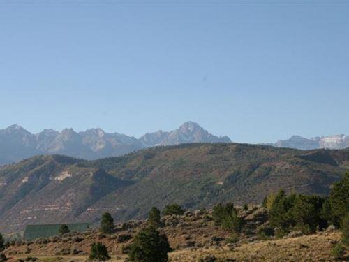 Lot 8, Vista Terrace : Ridgway : Ouray County : Colorado