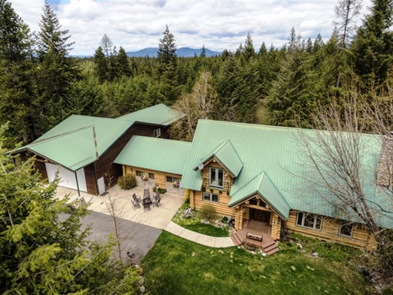 Mad Moose Ranch : Athol : Kootenai County : Idaho