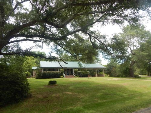 Country Charm : Tylertown : Walthall County : Mississippi