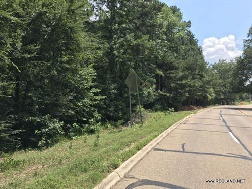 10.18 Ac - Timberland In Town : Hampton : Calhoun County : Arkansas