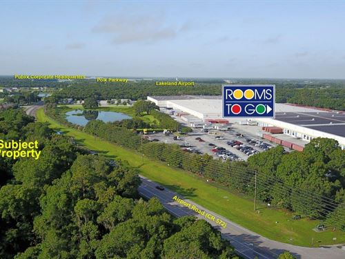 Lakeland Business Park Acreage : Lakeland : Polk County : Florida