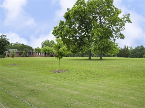 Reduced, 8.13 Acres, 2200 Sqft : Liberty : Anderson County : South Carolina