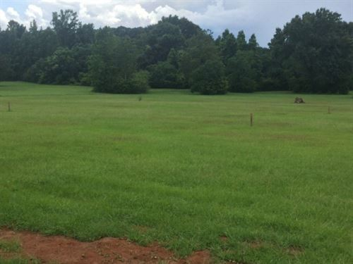 Building Lot For Sale North Pike : McComb : Pike County : Mississippi