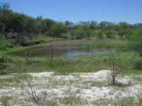 15.88 Acres With Tank : Bracketville : Kinney County : Texas