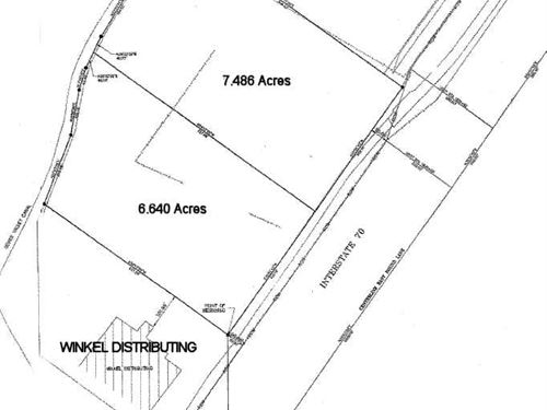 7.486 Acres Zoned For Industrial : Richfield : Washington County : Utah