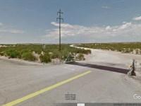Beautiful Buildable Desert Lot : Ft Hancock : Hudspeth County : Texas