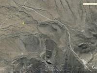 Desert Oasis North Of Sierra Blanca : Sierra Blanca : Hudspeth County : Texas