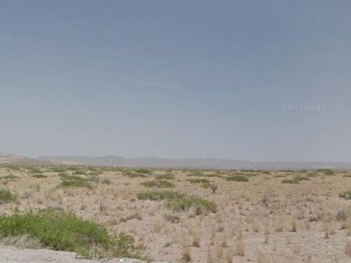 El Paso County, Tx $30,000 Neg : El Paso : Texas