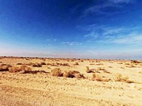 Open Residential Lot : Salton City : Imperial County : California