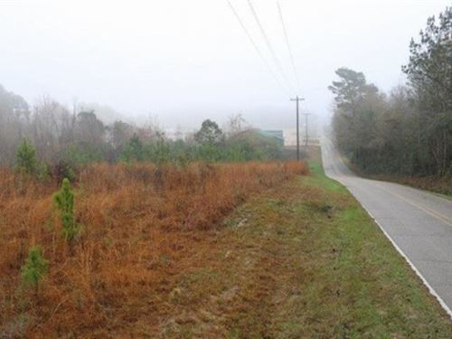 2 Acres On Chester Brown Road In Fo : Hattiesburg : Forrest County : Mississippi