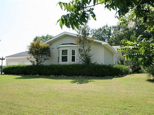 Price Reduced 17 Ac Luxury Ranch : Brookland : Craighead County : Arkansas