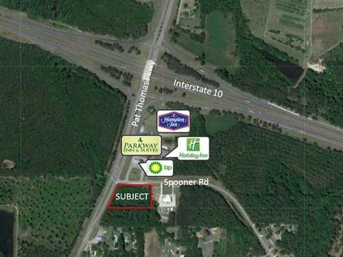 2.26 +/- Ac Spooner Rd & Hwy 267 : Quincy : Gadsden County : Florida