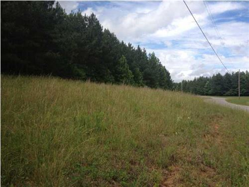 5.19+/-Acres Wooded Lot Near Town : South Pittsburg : Marion County : Tennessee