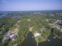 Waterfront Property On Lake Murray : Chapin : Richland County : South Carolina