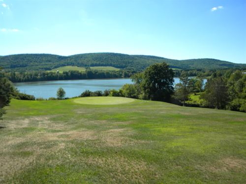 Building Lots W/ Dryden Lake Views : Dryden : Tompkins County : New York