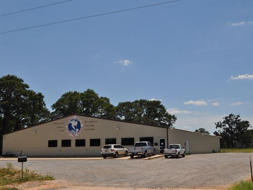 3.4 Acres 5541 I-45 Madisonville : Madisonville : Madison County : Texas