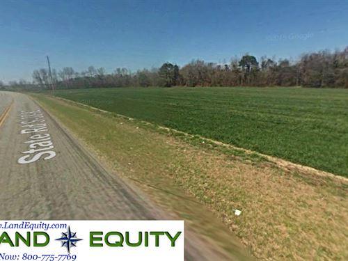 Vacant Land Great Location : Bowman : Orangeburg County : South Carolina