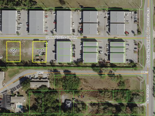 St. Cloud Industrial Lots : St. Cloud : Osceola County : Florida