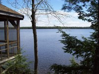 Chet's Camps On Big Lake : Grand Lake Stream Plantation : Washington County : Maine