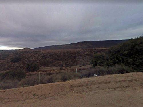 .07 Acres In Agua Dulce, CA : Agua Dulce : Los Angeles County : California