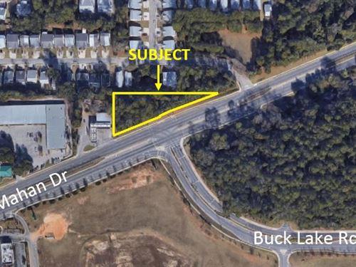 Mahan Drive At Buck Lake Road : Tallahassee : Leon County : Florida