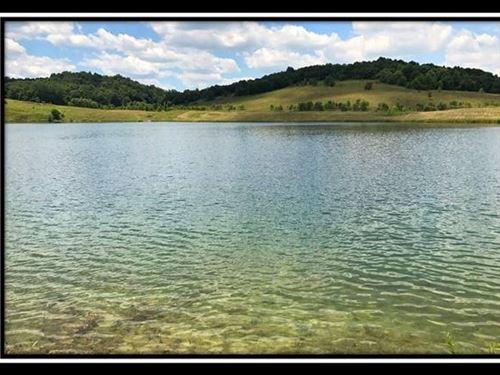 Tract 1 On Sherman Lake : Vinton : Gallia County : Ohio