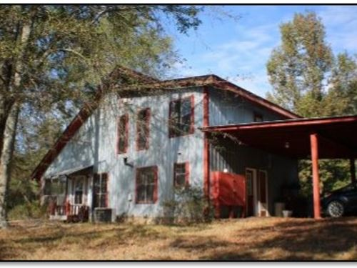 3 Acres In Smith County With Home : Raleigh : Smith County : Mississippi