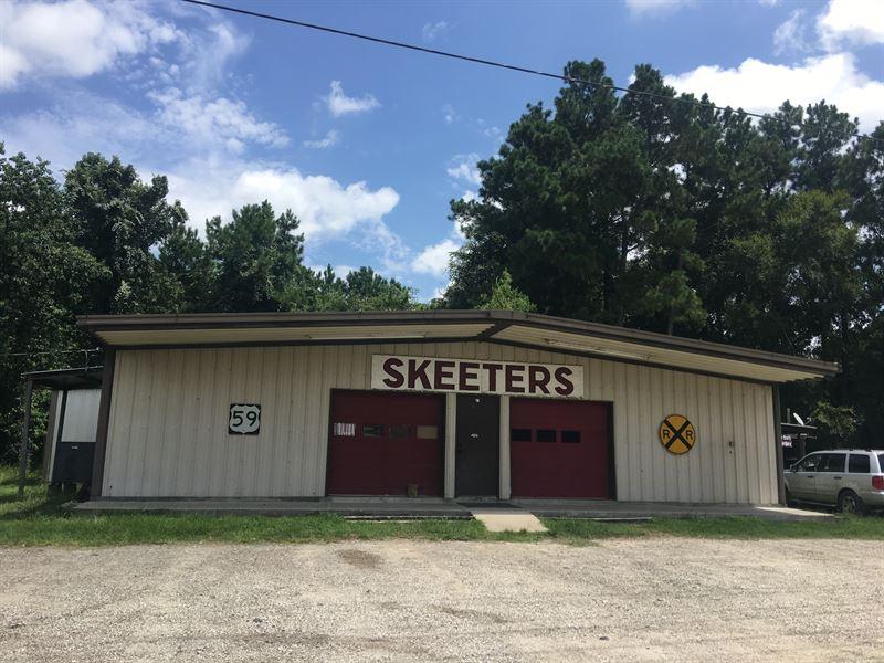 12635 Fm 356 Skeeters : Trinity : Trinity County : Texas