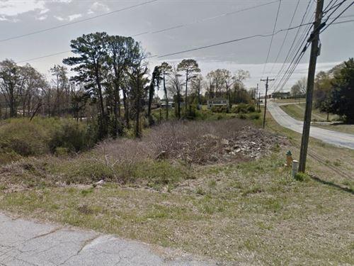 .98 Acres- Seneca, Sc 29678 : Seneca : Oconee County : South Carolina