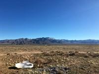 10 Acres Plus Abandoned Mobile Home : Kingman : Mohave County : Arizona