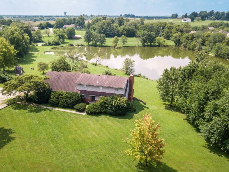 4 Bedroom Home On 13 Secluded Acres : Lee's Summit : Jackson County : Missouri