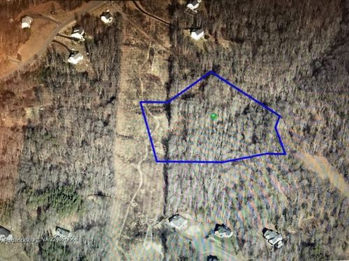 7 Ac Building Lot In Battery Ridge : Fredericksburg : Stafford County : Virginia