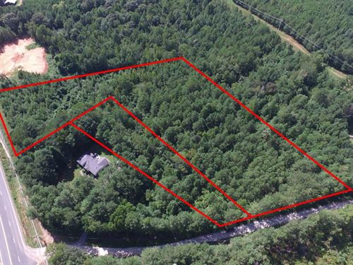 Homesite Near Great Schools : Bremen : Haralson County : Georgia